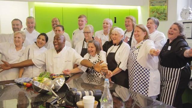 Carebase Chef Training Day